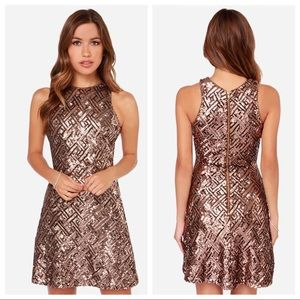Dress the Population Mia sequin dress